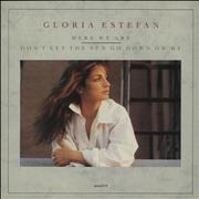 Click here for more info about 'Gloria Estefan - Here We Are'