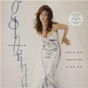 Gloria Estefan Hold Me, Thrill Me, Kiss Me Netherlands vinyl LP