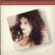 Click here for more info about 'Gloria Estefan - Remember Me With Love - Autographed'