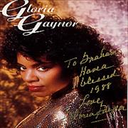Click here for more info about 'Gloria Gaynor - Autographed Portrait Photograph'