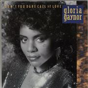 Click here for more info about 'Gloria Gaynor - Don't You Dare Call It Love'