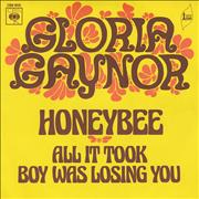 Click here for more info about 'Gloria Gaynor - Honeybee'