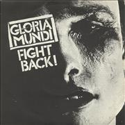 "Gloria Mundi Fight Back! UK 7"" vinyl"
