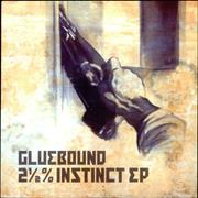 Click here for more info about 'Gluebound - 2 1/2% Instinct EP'