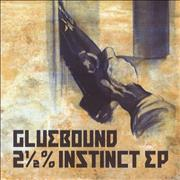 Click here for more info about 'Gluebound - 2½% Instinct EP'