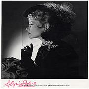 Click here for more info about 'Glynis Johns - The Card - Autographed'