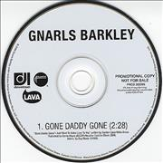 Click here for more info about 'Gnarls Barkley - Gone Daddy Gone'