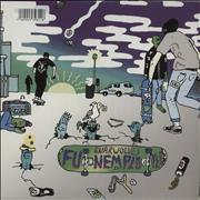 Click here for more info about 'Gnarwolves - Funemployed EP - 2nd - Purple / White Vinyl'
