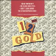 Click here for more info about 'Go West - 12 Inch Gold'