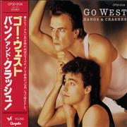 Click here for more info about 'Go West - Bangs & Crashes'
