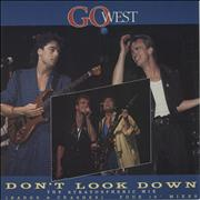Click here for more info about 'Go West - Don't Look Down'