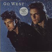 Click here for more info about 'Go West - Go West + Merch Insert'