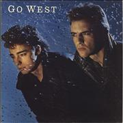 Click here for more info about 'Go West - Go West - Autographed'