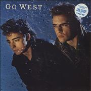 Click here for more info about 'Go West - Go West - Stickered sleeve'