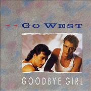 Click here for more info about 'Go West - Goodbye Girl'