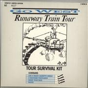 Click here for more info about 'Go West - Runaway Train Tour Pack'