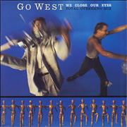 Click here for more info about 'Go West - We Close Our Eyes - EX'