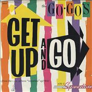 Click here for more info about 'Go-Go's - Get Up And Go'
