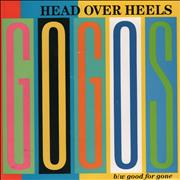Click here for more info about 'Go-Go's - Head Over Heels'