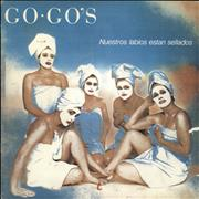 Click here for more info about 'Go-Go's - Nuestros Labios Estan Sellados'