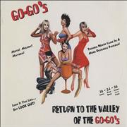 Click here for more info about 'Go-Go's - Return To The Valley Of The Go-Gos'