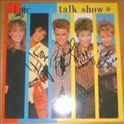Click here for more info about 'Go-Go's - Talk Show - Fully Autographed'
