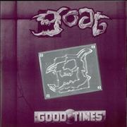 Click here for more info about 'Goat - Good Times'