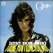 Click here for more info about 'Goblin - Amo Non Amo - I Love You, I Love You Not'