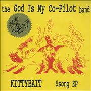 Click here for more info about 'God Is My Co-Pilot - Kittybait 5 Song EP'