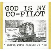 Click here for more info about 'God Is My Co-Pilot - Sharon Quite Fancies Jo'