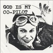 Click here for more info about 'God Is My Co-Pilot - When This You See Remember Me EP - Clear Vinyl'