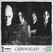 Click here for more info about 'Godhead - The Shadow Line'