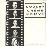 Click here for more info about 'Godley & Creme - Cry - P/S'