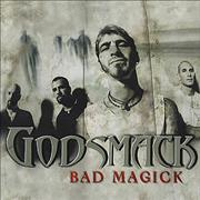 Click here for more info about 'Godsmack - Bad Magick'