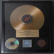 Click here for more info about 'Godsmack - IV'