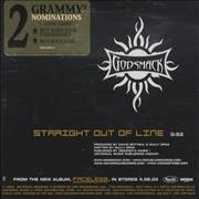 Click here for more info about 'Godsmack - Straight Out Of Line'