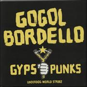 Click here for more info about 'Gogol Bordello - Gypsy Punks: Underdog World Strike'