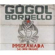 Click here for more info about 'Gogol Bordello - Immigraniada [We Comin' Rougher]'