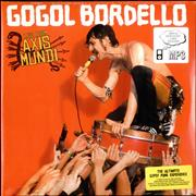 Click here for more info about 'Gogol Bordello - Live From Axis Mundi - Sealed'