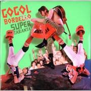 Click here for more info about 'Gogol Bordello - Super Taranta - Sealed'