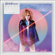 Click here for more info about 'Goldfrapp - Alive'