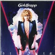 Click here for more info about 'Goldfrapp - Believer'