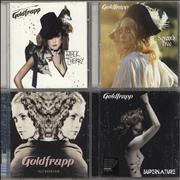 Click here for more info about 'Goldfrapp - Four Studio Albums'
