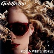 Click here for more info about 'Goldfrapp - Ride A White Horse'