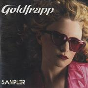 Click here for more info about 'Goldfrapp - Sampler'