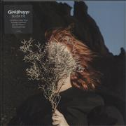 Click here for more info about 'Goldfrapp - Silver Eye - Clear Vinyl + Sealed'