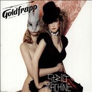Click here for more info about 'Goldfrapp - Strict Machine'