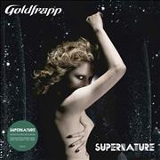 Click here for more info about 'Goldfrapp - Supernature - Green Vinyl - Sealed'