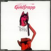Click here for more info about 'Goldfrapp - Train'