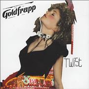 Click here for more info about 'Goldfrapp - Twist'